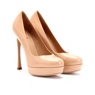 mytheresa.com - Yves Saint Laurent - GISELE 105 LACKLEDER-PUMPS - Luxury Fashion for Women / Designer clothing, shoes, bags