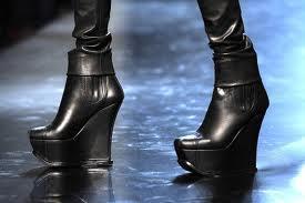 AI 2013 nero pelle Jean Paul Gaultier