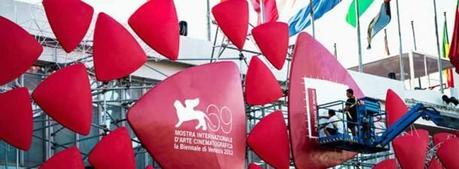 General Atmosphere - The 69th Venice Film Festival