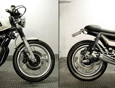 Honda CB 900 Bold'Or 1983 by Cafè Racer Dreams
