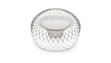 Reverb Wire Chair