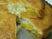 Torta Pesche
