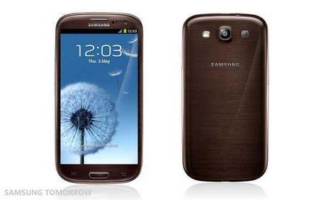 nuove colorazione per Samsung Galaxy S3 / SIII : Eccole in anteprima