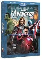 The Avenger disponibile in DVD, Blu Ray e nella versione 3D