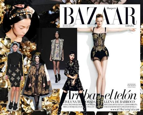 Tendenze Inverno 2012/13 - Baroque