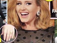 Adele luna miele?