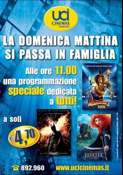 All 39 uci cinemas roma est partono le proiezioni mattiniere - Ugc porta di roma programmazione ...