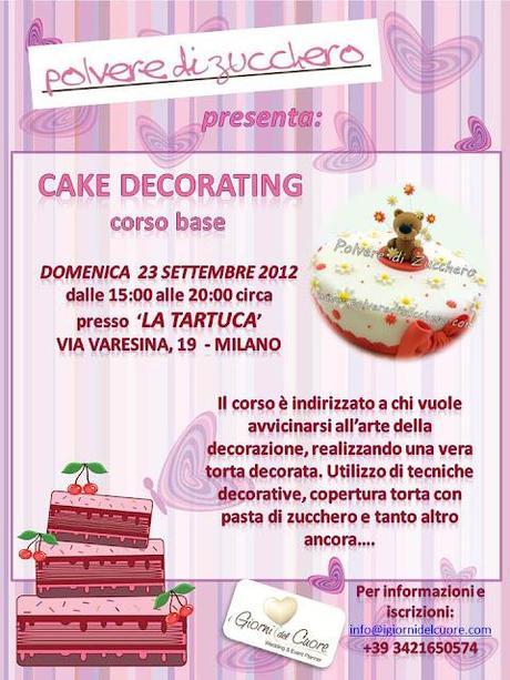 Corso Di Cake Design Milano Groupon : Corso di cake design a Milano - Paperblog