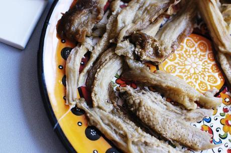 Insalata turca di melanzane