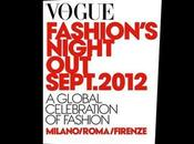 Vogue Fashion's Night 2012