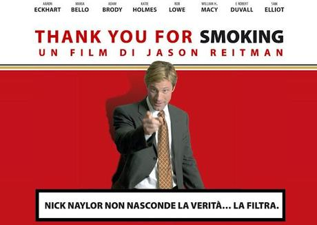 "thank you for smoking essay A critique of ""thank you for smoking"" peter brimelow's article ""thank you for smoking"" is an essay that looks at a rather extreme perspective on."