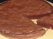 Torta noci cioccolato