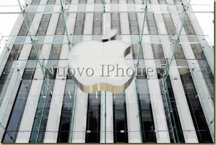 AppleiPhone5 thumb iPhone 5: data uscita in Italia e probabili prezzi