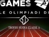 Celebrity Games: domani Olimpiadi Italia