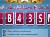 Groupalia: Buono Regalo