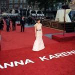 Anna Karenina: la premiere mondiale a Londra   vetrina star news