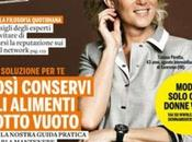 """Agente immobiliare Sanremo scelta copertina """"Donna Moderna"""""""