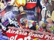 Locandina stile manga MotoGP Giappone