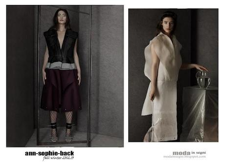 ANNE-SOFIE-BACK FALL WINTER 2012 2013