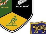 Rugby Championship Premiership, menu sabato