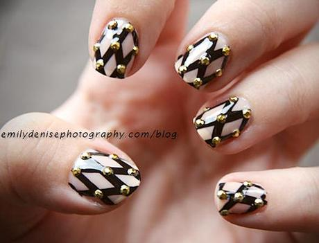 Stunned nails