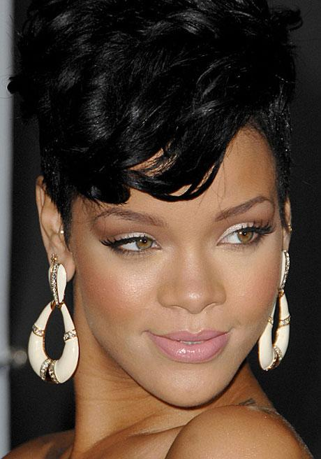 Rihanna Make-up Inspiration