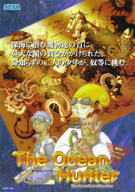 HydroPunk Archives #1: The Ocean Hunter