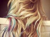 Summer Trend: capelli arcobaleno