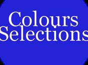 Colours Selection Blue!