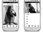 Samsung l'esclusiva Zara smartphone tablet Android