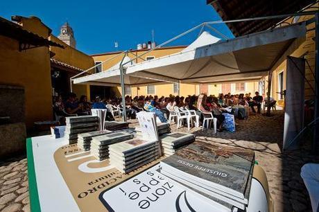 """Villacidro, 18 – 23 settembre 2012  XXVII Premio letterario """"Giuseppe Dessì"""""""