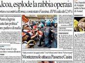 operai Alcoa visti Repubblica