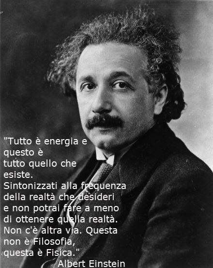 albert einstein, creare la realtà, potere della mente, bruce lipton, epigenetica