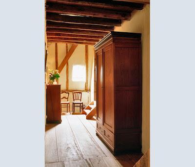 Stile country per una casa di campagna nelle fiandre for Piani di fattoria con stanza bonus