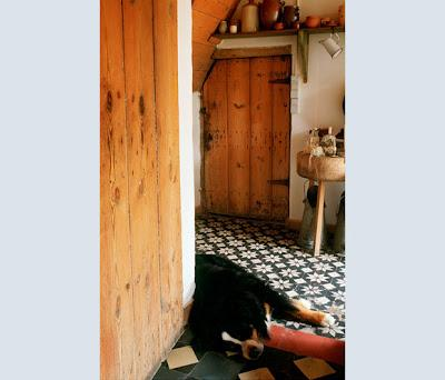 Stile country per una casa di campagna nelle fiandre paperblog - Casa stile country rustico ...