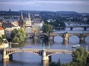 viaggio Praga Natale innevato