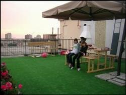 Giardino in terrazzo paper