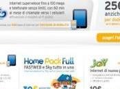 Fastweb: nuove offerte anche regali