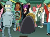 Futurama lunedě conclude sesta serie