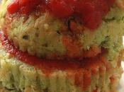 Torrette Muffins Pesto Salsa Pomodoro