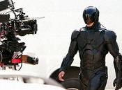 Nuovo teaser poster prima immagine dell'armatura Joel Kinnaman RoboCop