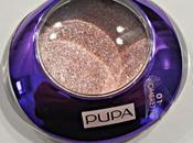 Review&Swatches; PUPA CHINA DOLL Ombretto Effetto Perla Pura Wet&Dry; nelle colorazioni 01,02