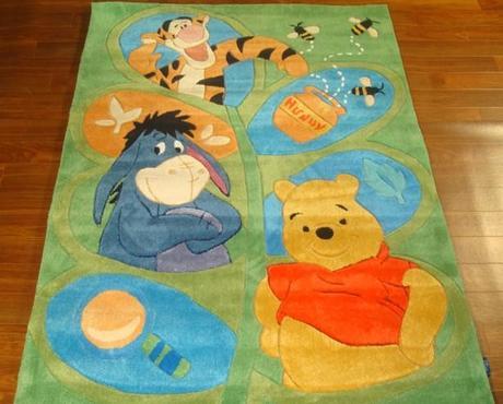 Tappeti ragazzi rotonda cartoon tappeto per soggiorno - Tappeti ikea bambini ...