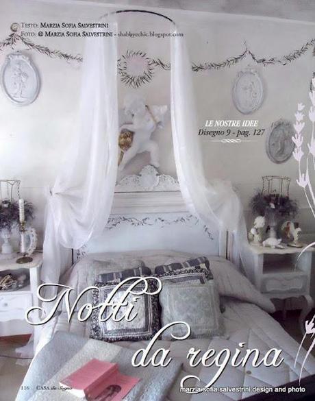 Casa da Sogno, la mia camera da letto - Paperblog