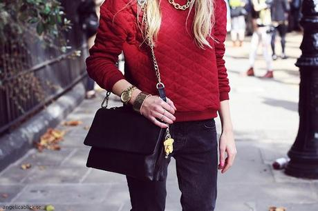 London Fashion Week Street style #2