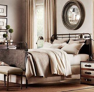 Industrial chic paperblog - Giochi baci a letto ...