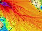 Tutto l'emisfero nord contaminato dalla nube radioattiva fukushima
