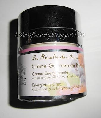 Review Green Energy Organics