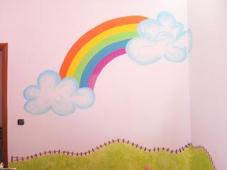 Decorazione muro cameretta paperblog - Decorazione parete cameretta ...