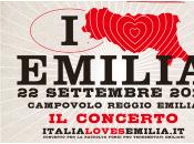 Italia Loves Emilia: concerto Campovolo. Diretta